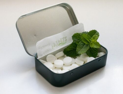 What are Cannabis Mints?