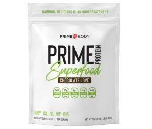 Prime Protein Superfood Chocolate Love